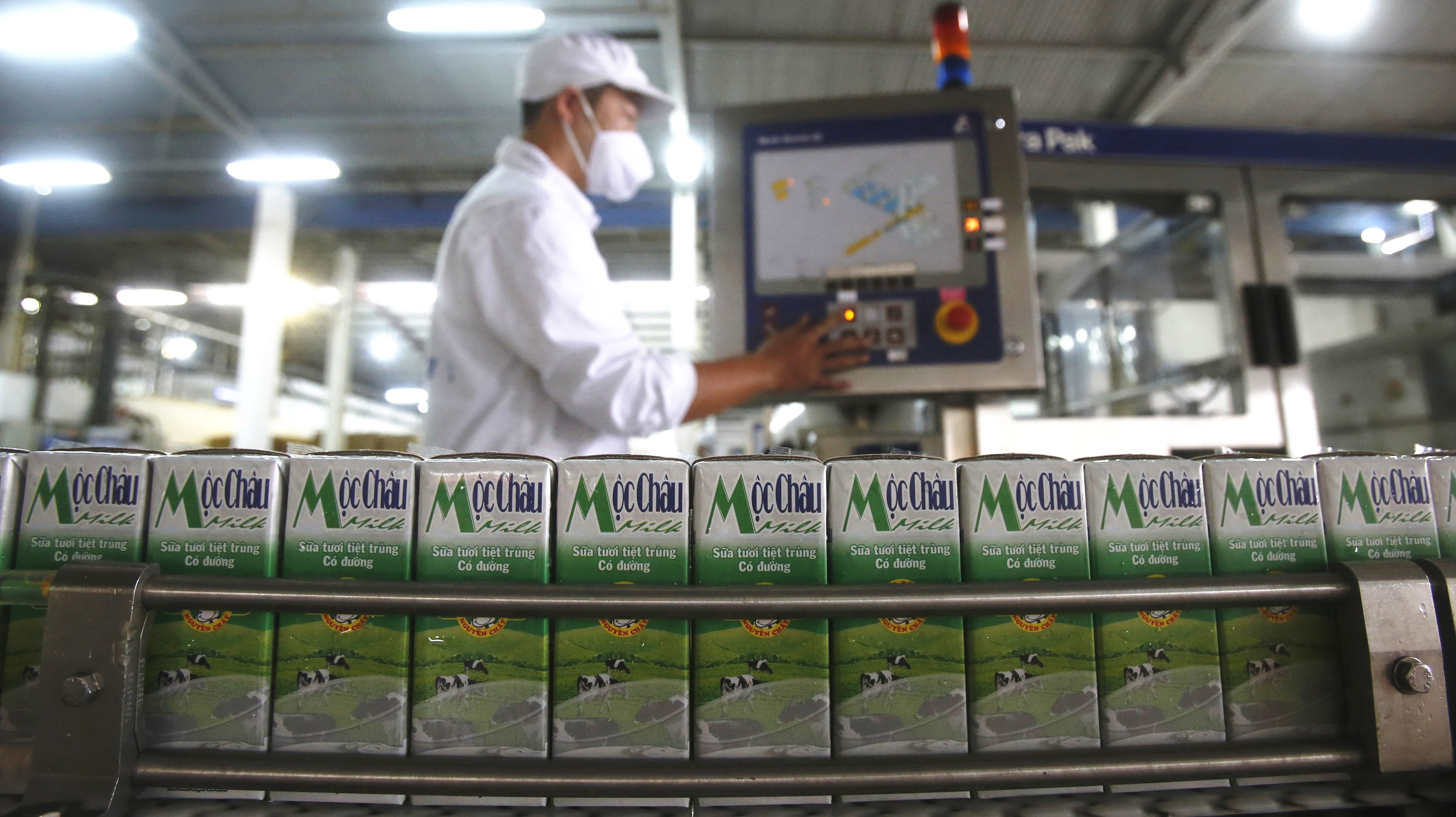 Facing TPP dairy deluge, Vietnam milk firms shift strategy to survive