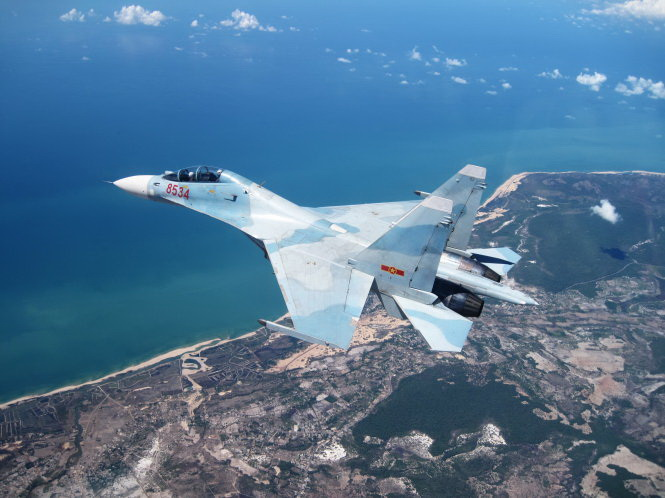 'Lair' of Vietnam's 'King Cobra' fighter jets – P1: A country prepared