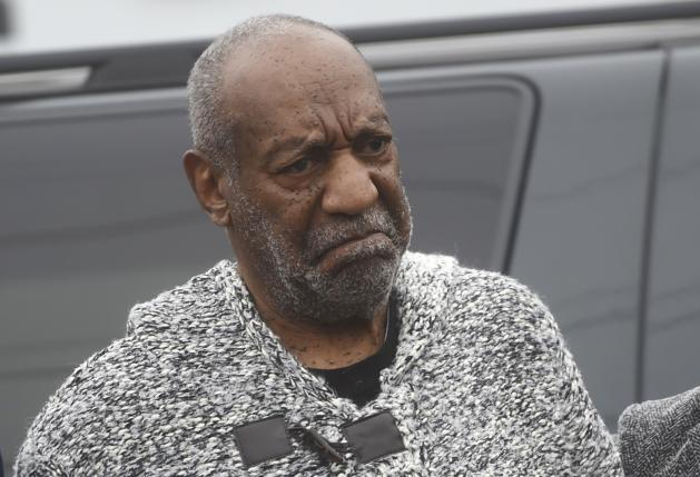 Bill Cosby charged with felony sexual assault in Pennsylvania