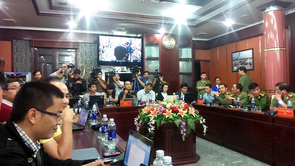Chinese suspect found murdering compatriot in central Vietnam
