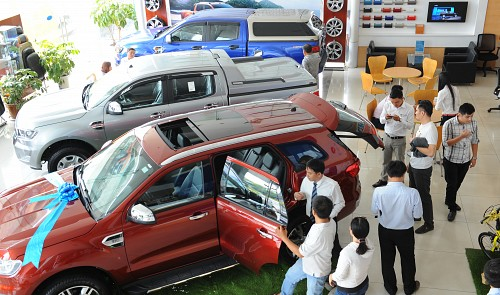 Vietnam ministry rejects rumor of car prices surging next year