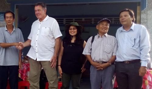US veteran returns Vietnam martyr's mementoes cherished for almost 5 decades