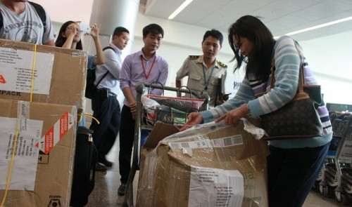 Luggage loss nightmare haunts overseas Vietnamese as time to travel home nears