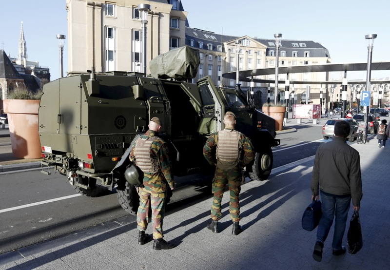 Belgium detains six people over New Year's attack plot