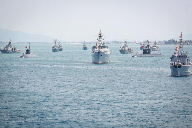 East Vietnam Sea in 2016: Rough waters ahead