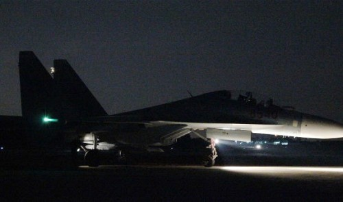 'Lair' of Vietnam's 'King Cobra' fighter jets – P2: Striking at night
