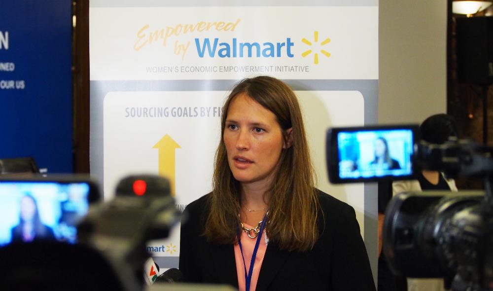 Walmart prefers Vietnamese women-run firms to be suppliers following global initiative