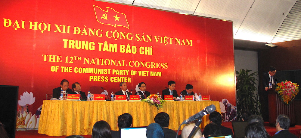 People shouldn't rely on online rumor to predict Vietnam's key leadership posts: official