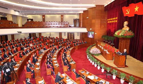 Vietnam's 12th National Party Congress a significant event of the nation