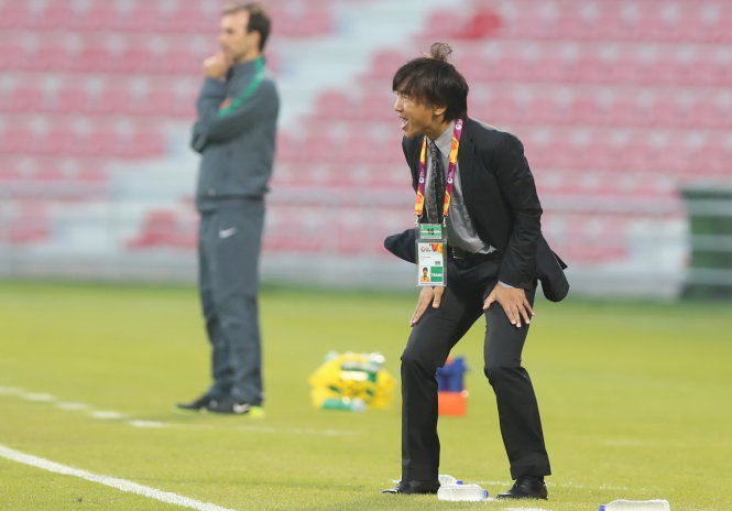 Clock ticking on Vietnam's Japanese football coach as fans' patience wears thin