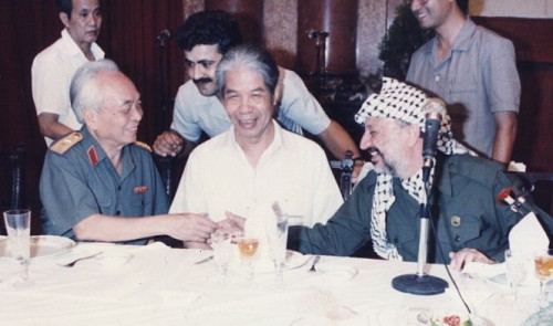 Ambassadors in Vietnam – P2: Late Palestinian leader Arafat's special flight