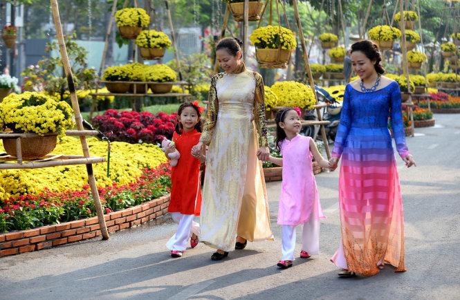 Best wishes for Lunar New Year in Vietnam