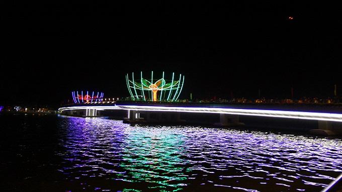 New pedestrian bridge inaugurated in southern Vietnam