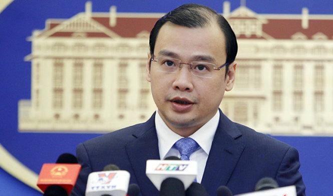 Vietnam raps China for deploying missiles to Hoang Sa (Paracels)