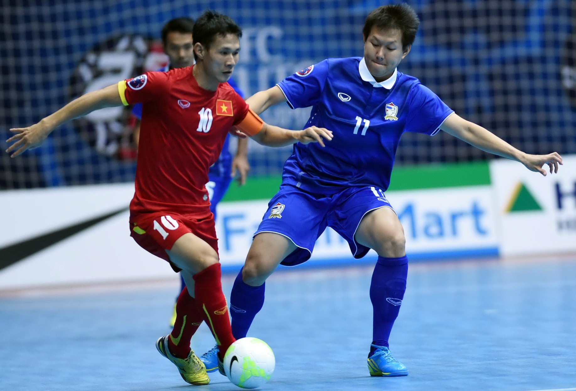 Vietnam finishes fourth at AFC Futsal Championship after play-off loss