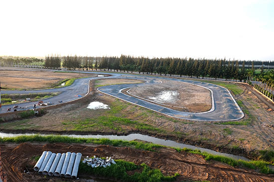 Vietnam's first-ever professional rally racing complex set for March opening