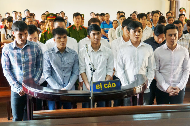 Five Vietnamese footballers sentenced for match fixing