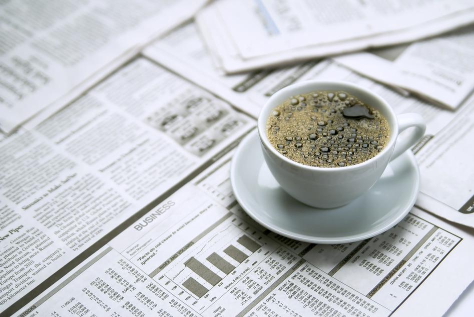 Breakfast @ Tuoi Tre News -- January 6