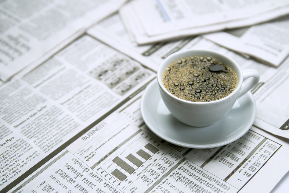 Breakfast @ Tuoi Tre News -- February 22