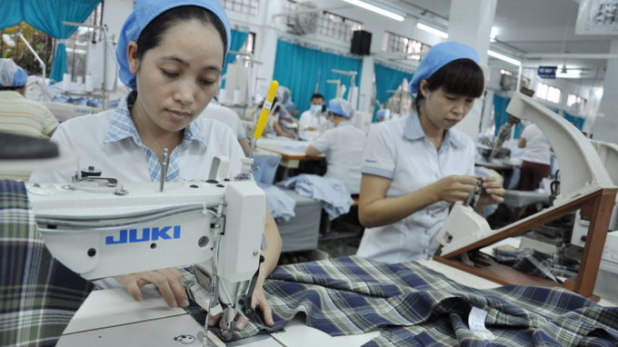 ​Vietnam poised to become world's textile production center: garment executive