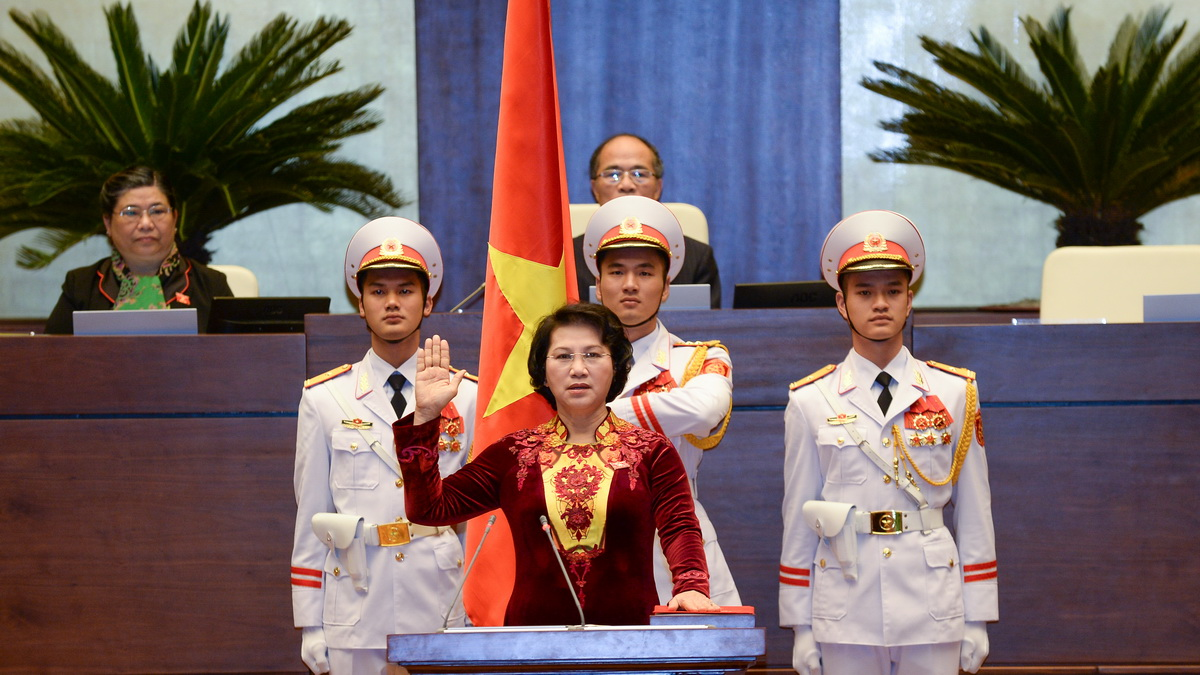 Vietnam appoints new legislative chairperson