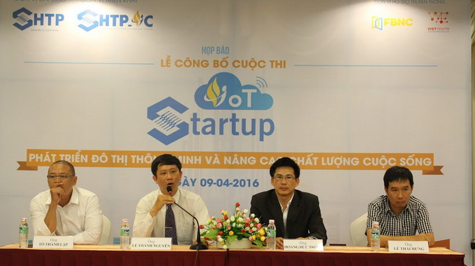 Ho Chi Minh City launches Internet of Things startup competition