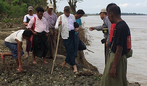 Who is Htin Kyaw? – Part 3: A president without shoes