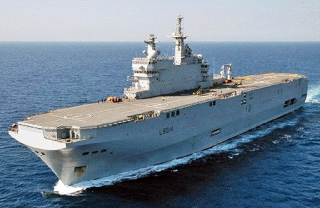 French naval vessel begins friendly visit to Vietnam
