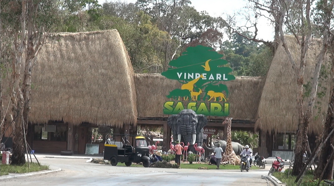Vinpearl named investor of safari park project in Ho Chi Minh City