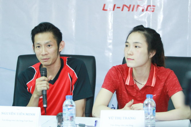 Vietnam in desperate search of successor to three-time Olympic badminton player