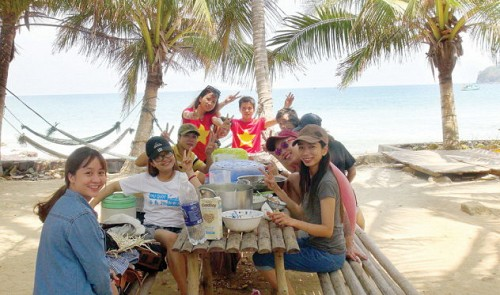 Local hospitality woos tourists to island off Vietnam's Phu Quoc