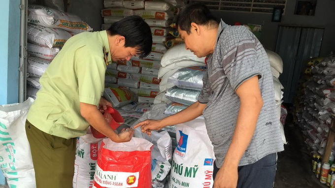 Fake, substandard fertilizers on the rise in Vietnam