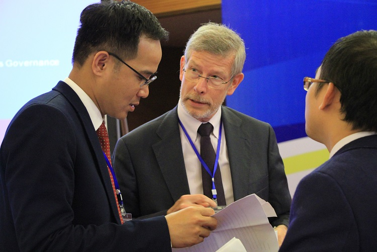 International experts talk maritime security at high-level conference in Vietnam