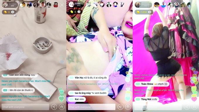 How Vietnamese youths abuse Singaporean live-streaming service Bigo Live