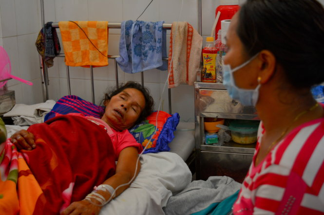 60-yr-old Vietnamese woman survives 9 days trapped in well
