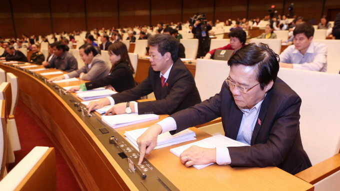 Vietnam legislature to postpone revised penal code as implementation day nears
