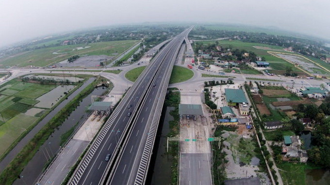Vietnam seeking $10.53bn to complete cross-country expressway