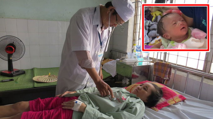Vietnamese mom turns down cancer treatment to save unborn baby