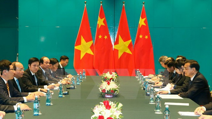 Vietnam says Chinese media reports of PM backing Beijing stance 'untruthful'