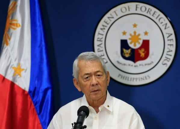 Philippines says rejected China offer of conditional dialogue on East Vietnam Sea dispute