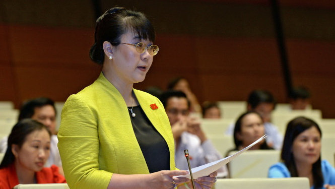 Dual nationality lawmaker denied membership of Vietnam's National Assembly