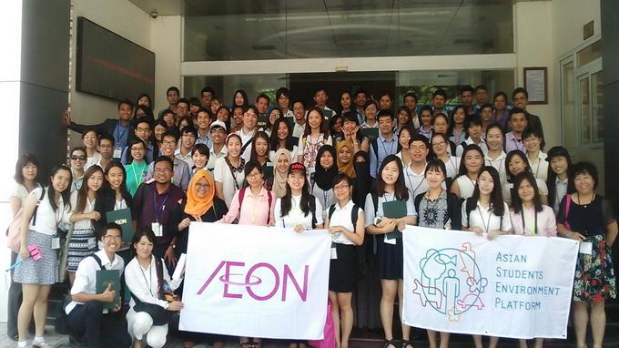 Asian, Vietnamese students to talk global warming, biodiversity at Japan environment platform