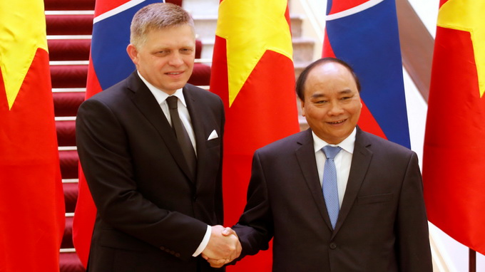 Vietnam, Slovakia vow to improve multifaceted cooperation