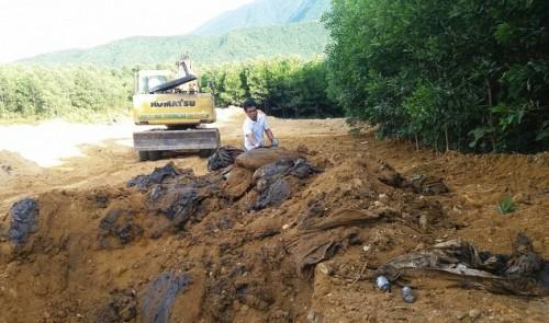 Vietnam police probe Formosa's underground disposal of coking wastes