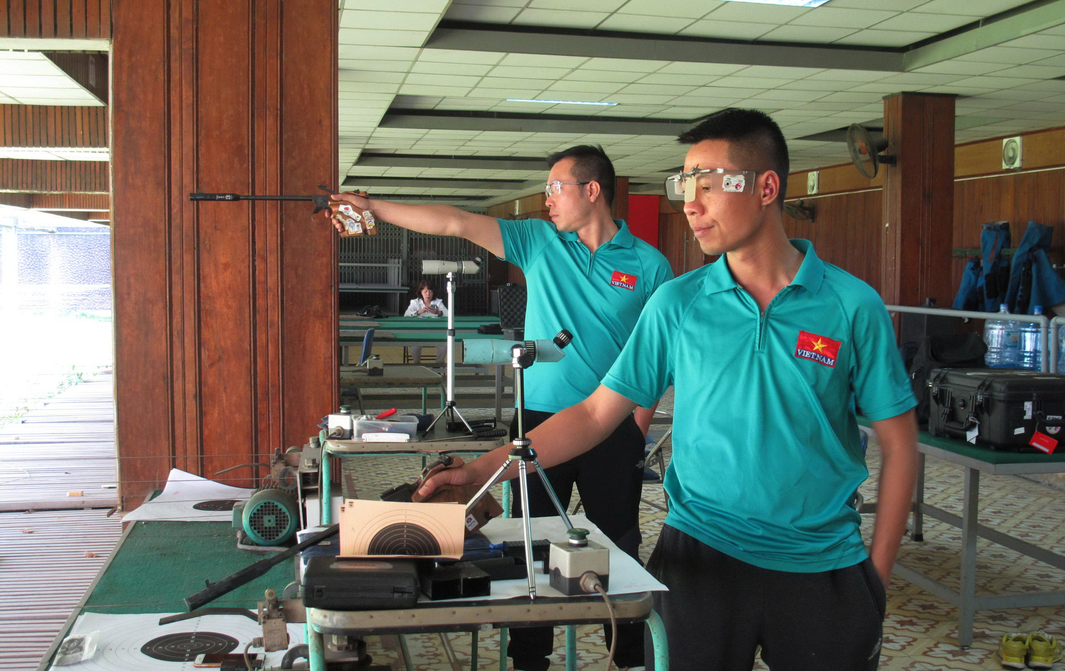 Vietnam shooter defies ammunition shortage to strike gold at Rio