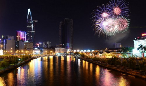 Fireworks set to sparkle in Ho Chi Minh City on Vietnam's National Day