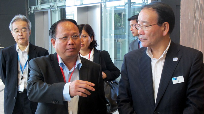 Ho Chi Minh City officials visit Japan, urge metro plan cooperation