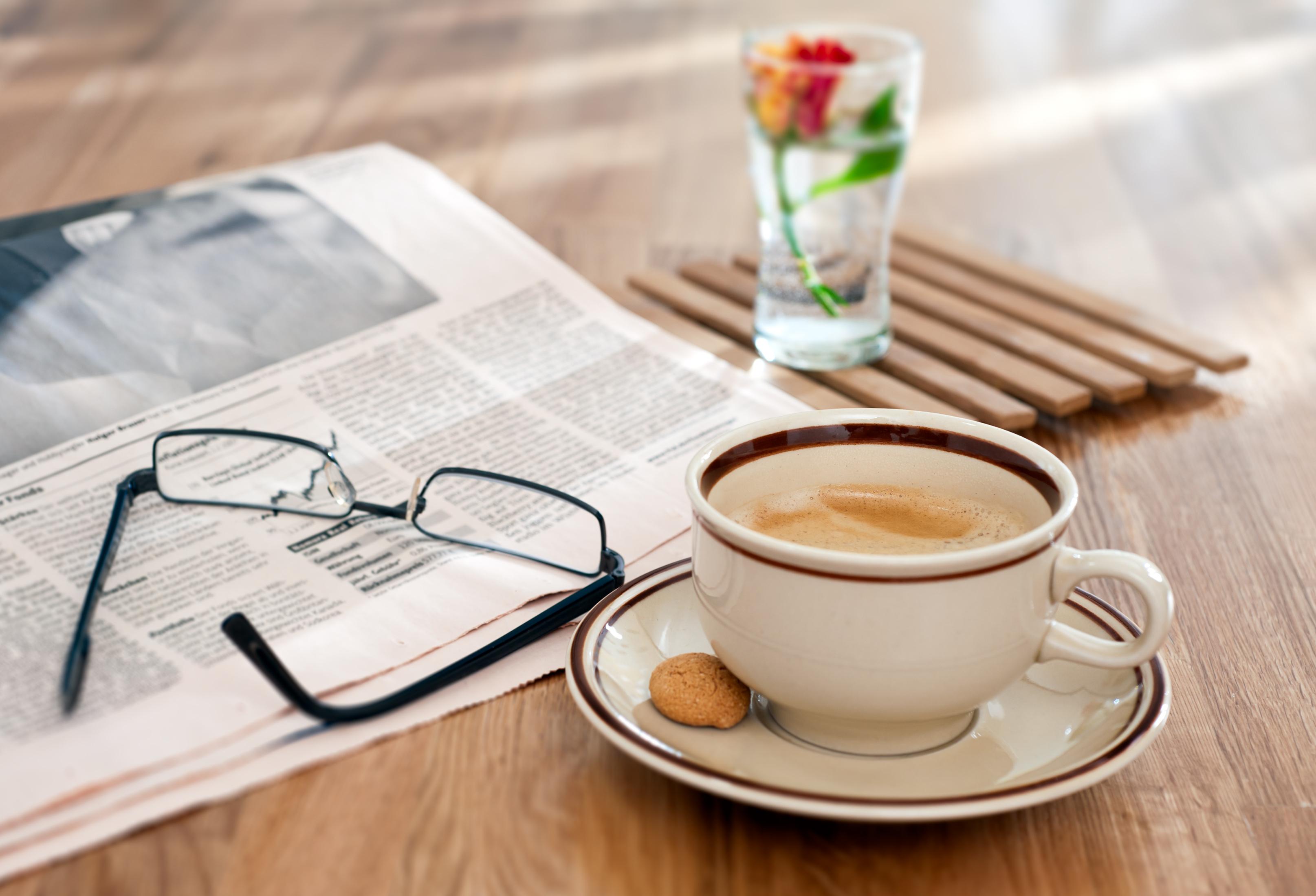 Breakfast @ Tuoi Tre News – March 2