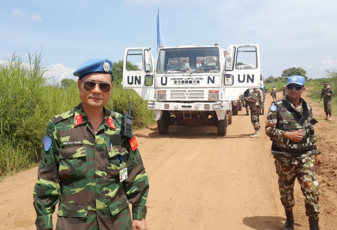 Vietnam's UN peacekeepers in Africa – P3: Malakal obsession