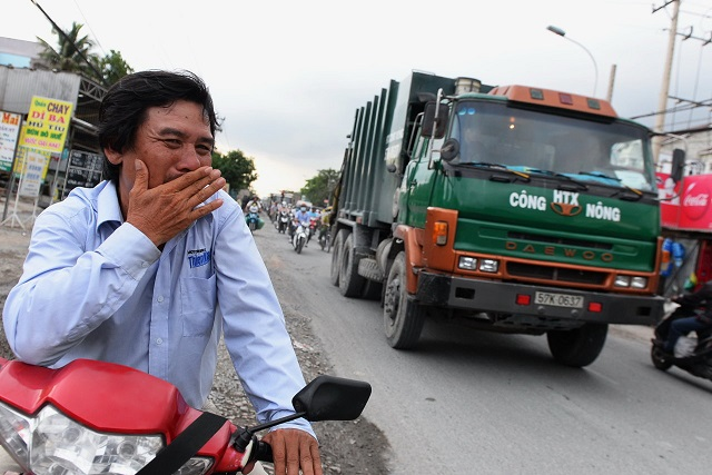 Ho Chi Minh City to plant more trees to combat garbage smell